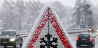 Зимата: 10 прости правила за шофиране