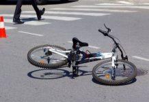 Велосипедистът е с 0.20 промила алкохол