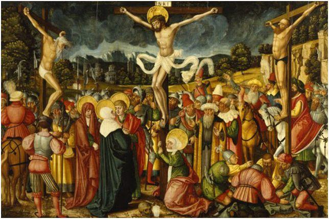 Наистина ли Христос е прикован на кръста