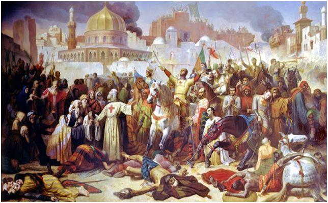 Освобождаването на Йерусалим или Голямото клане
