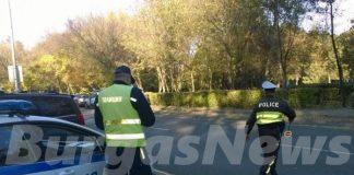 На територията на Бургас – град са констатирани 732 нарушения на скоростта