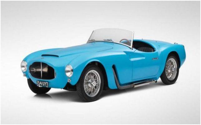 Уникална Moretti от 1955 г.