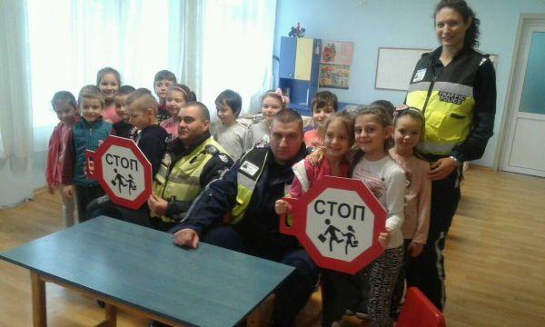Децата знаят знаците
