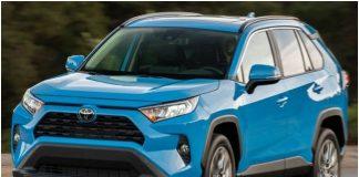 Toyota - най-продаваната от всички SUV-модели