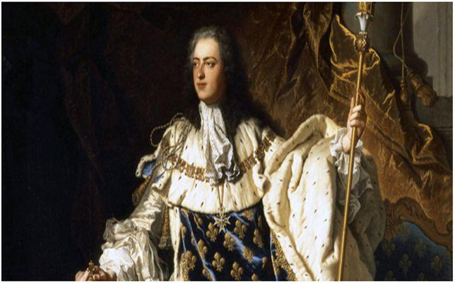 Луи XV - последният