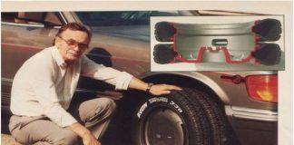 Джери Юхан с неговите двойни колела