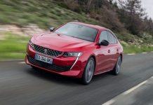 Peugeot 508 изпреварва конкуренцията
