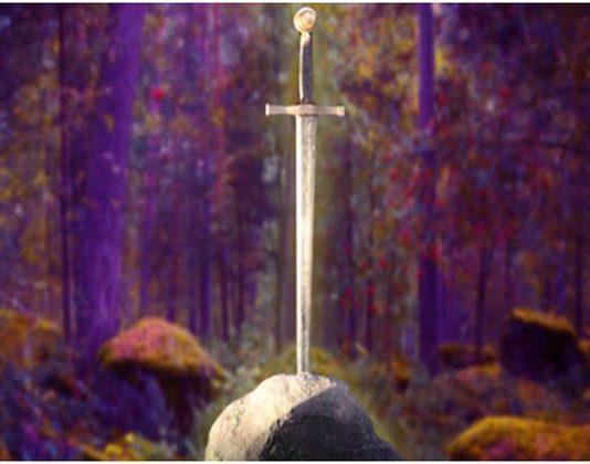 Мечът на крал Артур