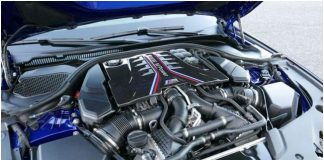 Имената на двигателите на BMV