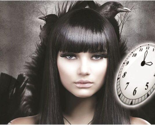 Часът на магията и ужасите