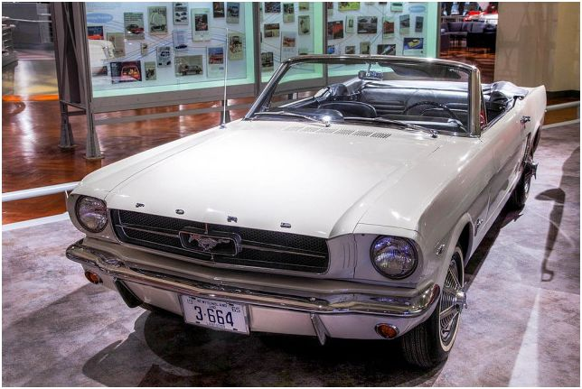 Ford Mustang отдавна е икона