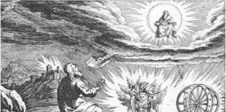 Библията говори за извънземни технологии