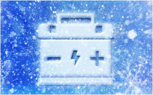 Акумулаторътсе нуждае от грижи през зимата