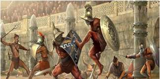 Гладиатор в Рим е било особен живот