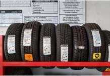 Касво не трябва да правим при съхранение на гумите