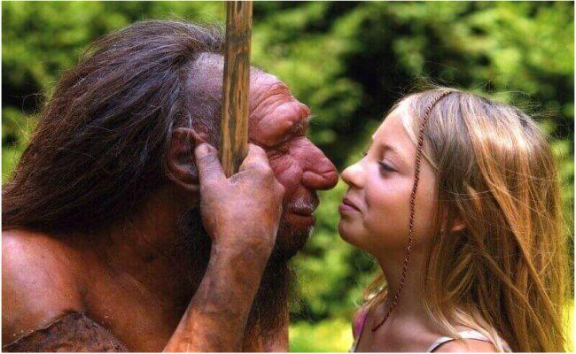 Кръстосвали сме се с неандерталците