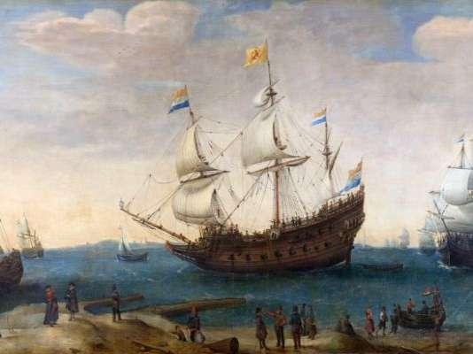 Корабът на Ян
