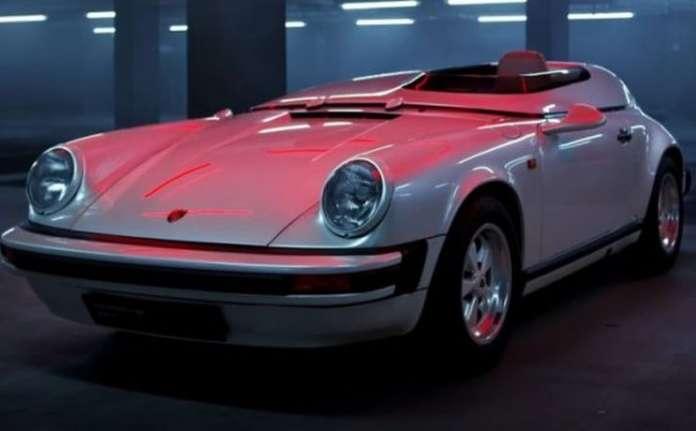 Porsche показва тайни прототипи