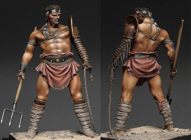 Гладиатор мурмилон