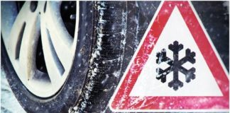 Зимните гуми - правила за употреба в Европа