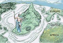 Човешката цивилизация и краят на Атлантида