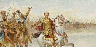 Рубикон и Цезар - свързани в историята завинаги