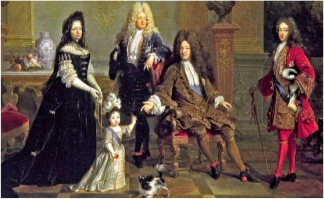 Франсоаз от гувернантка се превърнала в тайна кралица