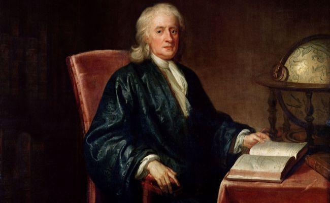 Нютон- човекът, който обезсмърти ябълката