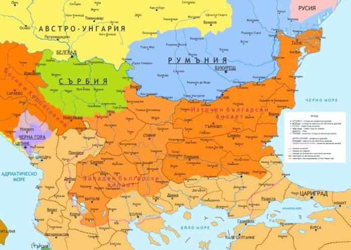 България, според предложенията на Одринското примирие