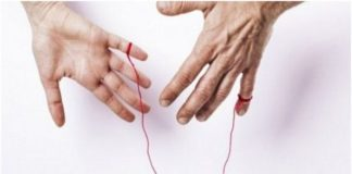 Червената нишка свързва хората