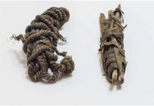 Тетивата на Йоци - най-древна в света