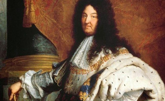 Луи Дийодоне, наречен Кралят Слънце