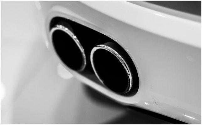 Причини за промяна в цвета на отработените газове