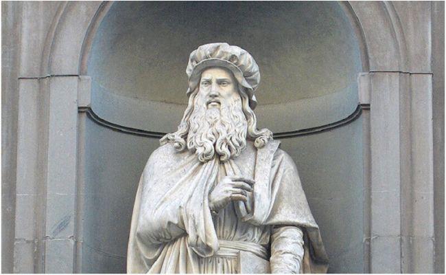 Митовете около Леонардо да Винчи са много