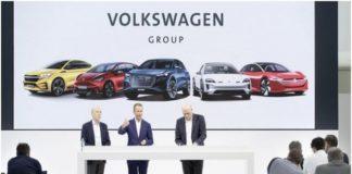 През 2019 г. VW води при продажбите