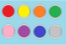 Цветовете казват как да промените живота си