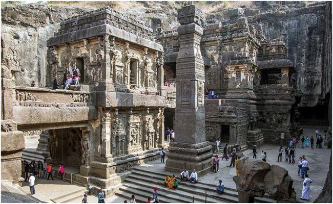 Фреските на този храм са били защитени от канабис