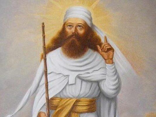 Заратустра - пророк на древна религия.