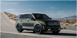 Telluride на Kia е световен автомобил на годината