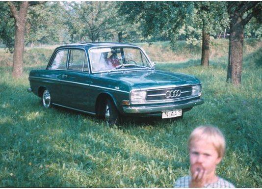Audi - откъде идва името и емблемана й?