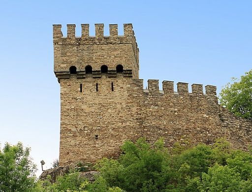 Калоян затваря Балдуин във Търново