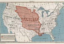 САЩ стават велика сила след покупката на Луизиана