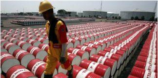 Незапомнен срив в цената на петрола