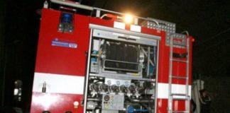 Пожарът на двете коли е станал два часа след полунощ