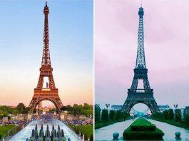 В Китай има реплика и на Айфеловата кула