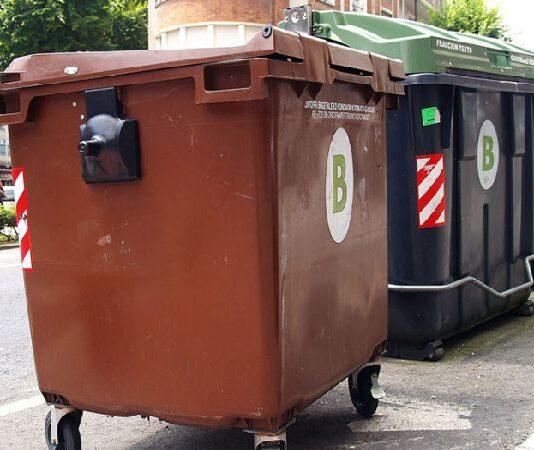 Кафявите кофи са за био отпадъци