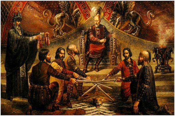 Дуло - забравената династия, управлявала Европа