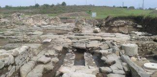 Средновековната крепост Дебелт е била погранична
