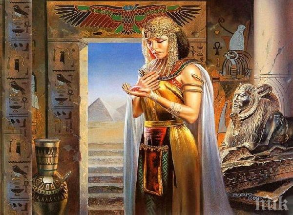 Жените, според египетския хороскоп