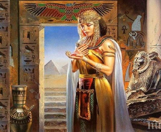 Жените според египетския хороскоп
